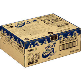 明治メイバランスArgMiniカップ ミルク味 125mL×12本