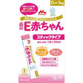 ※森永E赤ちゃん スティックタイプ 130g(13g×10本)