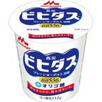 ビヒダスBB536 ヨーグルトプレーン加糖 112g