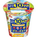 これでフルーツ10種類ヨーグルト フルーツミックス 210g