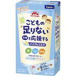 """こどもの""""足りない""""栄養を応援する バニラ&ミルク スティックタイプ 216g(18g×12本)"""