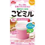 ※こどミル イチゴ&ミルク スティックタイプ 216g(18g×12本)