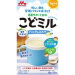 ※こどミル バニラ&ミルク スティックタイプ 216g(18g×12本)