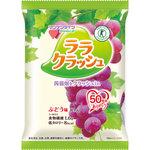 ※蒟蒻畑ララクラッシュ ぶどう味 192g(24g×8個)
