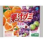 果汁グミアソート 156g(12袋)