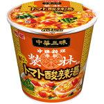明星 中華三昧 赤坂榮林 麺なしトマト酸辣湯 18g