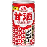 森永製菓 甘酒(缶) 190g