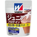 ウイダー ジュニアプロテイン ココア味 200g