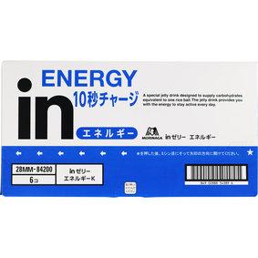 inゼリー エネルギー 180g×6個