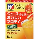 ウイダー ジュースのようにおいしいプロテイン オレンジ 10g×8本