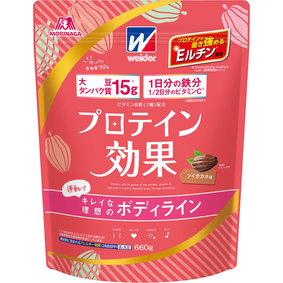 プロテイン効果 ソイカカオ味 660g