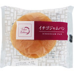 イチゴジャムパン 1個