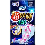 ソフィ 超熟睡ガード ワイドG 420 10個