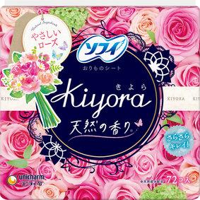 ソフィ Kiyora やさしいローズ 72個