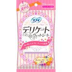 ソフィ デリケートウェット フローラルの香り 12枚(6枚×2個)