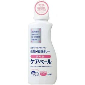ケアベール 衣料用柔軟剤 本体 660mL