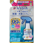 トップ HYGIA 除菌・消臭スプレー つめかえ用 320mL