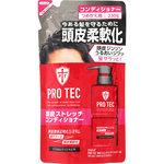 PRO TEC 頭皮ストレッチ コンディショナー つめかえ用 230g