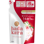 hadakara(ハダカラ) ボディソープ フレッシュフローラルの香り つめかえ用 360mL