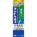デントヘルス薬用ハミガキ 無研磨ゲル 85g