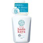 hadakara(ハダカラ) ボディソープ 泡で出てくるタイプ クリーミーソープの香り 本体 550mL