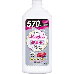 CHARMY Magica 酵素+(プラス) フレッシュピンクベリーの香り つめかえ用 570mL