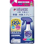 トップ NANOX 除菌・消臭スプレー つめかえ用 320mL
