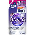 トップ スーパーNANOX ニオイ専用 つめかえ用 350g