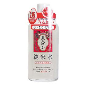 純米水 しっとり化粧水 130mL