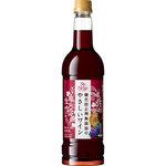 サントネージュ 酸化防止剤無添加のやさしいワイン(赤) 720mL