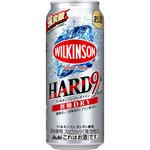ウィルキンソン・ハードナイン 無糖ドライ 500mL