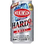 ウィルキンソン・ハードナイン 無糖ドライ 350mL