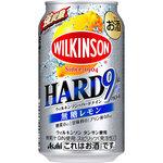 ウィルキンソン・ハードナイン 無糖レモン 350mL