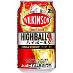 ウィルキンソン・ハイボール 350mL