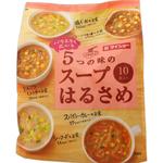 バラエティ広がる5つの味のスープはるさめ 164.8g