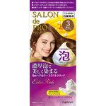 サロン ド プロ 泡のヘアカラー・エクストラリッチ(白髪用) 3 明るいライトブラウン 1個