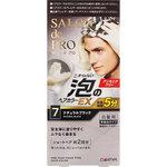 サロン ド プロ 泡のヘアカラーEX メンズスピーディ(白髪用) 7 ナチュラルブラック 1個