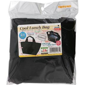 保冷弁当袋バトゥ BK ブラック 1個