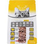 ピュアボウル 免疫力維持の健康サポート 成猫用 500g