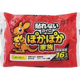 ぽかぽか家族レギュラー PKN−10R 10個