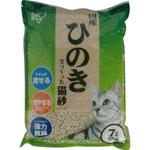 ひのきでつくった猫砂 HKT−70 7L