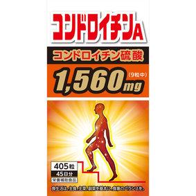 ※コンドロイチンA 133.65g(330mg×405粒)