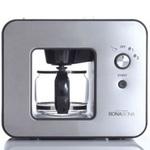 [ネット限定]BONABONAミル付き全自動コーヒーメーカー 黒 BZ-MC81-BK