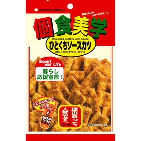 個食美学ひとくちソースカツ 55g