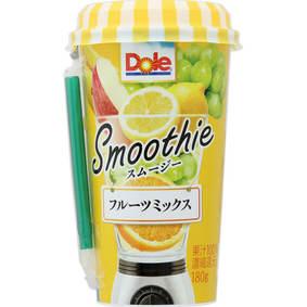 ※Dole Smoothie フルーツミックス 180g