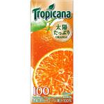 ※キリン トロピカーナ 100% オレンジ 250mL