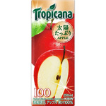 ※キリン トロピカーナ 100% アップル 250mL