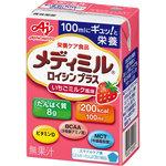 ※メディミル ロイシンプラス いちごミルク風味 100mL