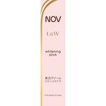 ノブ L&W ホワイトニングスティック 4.3g