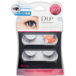 D.UP EYELASHES RICH 807 2ペア